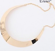 Eruner®European Style Simple Choker Necklace(Random Color)