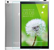 alto protector de pantalla transparente para m1 MediaPad Huawei (s8-301w) película protectora de la tableta de 8 pulgadas