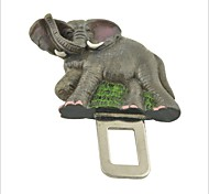 Cool Safety Elephant Style Seat Belt Buckle Latches