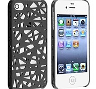 The Bird's Nest Out Mobile Phone Protection Shell for iPhone 4/4S (Assorted Colors)
