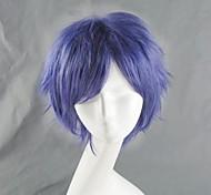 Angel Beats! Noda Mixed Purple Cosplay Wig