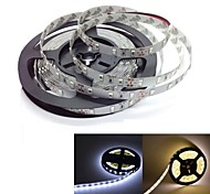 W Flexible LED Light Strips lm DC12 5 m 300 leds Warm White White