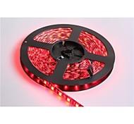 Black PCB Board Waterproof Red/White/Warm White 5M 300x5050 SMD White Light LED Strip Lamp DC 12V