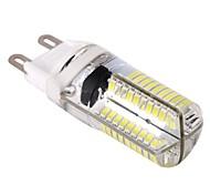 G9 4W 80 smd 3014 400 lm warmweiß / kaltweiß dimmbar Mais-LED-Leuchten ac110v / 220v