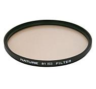 natureza 81c 72 milímetros filtro de correção de cor