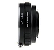 Minolta AF Lens para Micro 4/3 M4 / 3 M43 adaptador de montaje para Panasonic G1 GF1 GH1 GH2 GF2 G2 G-10 Olympus E-P1 EP-2 E-PL1 E-PL2