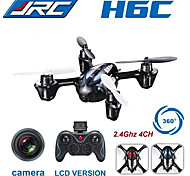 JJRC H6C 2.4G 4CH RC Quadcopter with 2MP Camera LCD Transmitter