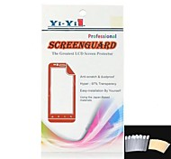 Yi-Yi™ [5-Pack]Good Quality Protective Screen Protector with Cleaning Cloth for iPhone 4/4S