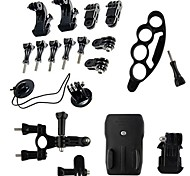 Gopro Accessories Accessory Kit For Gopro Hero 2 / Gopro Hero 3+ / Gopro Hero 4Boating / Universal / Kayaking / Rock Climbing / Auto /