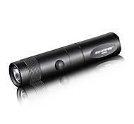 LED Flashlights / Handheld Flashlights LED 3 Mode 100 Lumens Waterproof / Rechargeable Cree XR-E Q5 16340 / AACamping/Hiking/Caving /