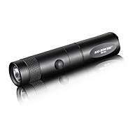 RayBow RB-603 3-Mode Cree XR-E Q5 LED Flashlight(100LM,1*AA/1*16340,Black)