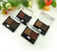 2 Colors Eyebrow Powder(4 Selectable Colors)