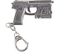 High Quality Creative Gun Style Alloy Keychain