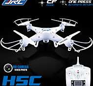 JJRC H5C 2.4G 4ch 6-axis Gyro RC Quadcopter 360 Degree Eversion with 2MP HD Camera