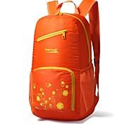 Hiking & Backpacking Pack/Rucksack / Daypack Camping & Hiking / Climbing / Traveling / Cycling/Bike Compact / Multifunctional 22L LYellow