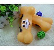 2шт товаров для домашних животных кости собаки игрушки жевать игрушки