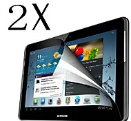 (2 stuks) high definition screen protector voor de samsung galaxy tab pro 10.1 T520