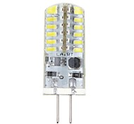 G4 3W 48 SMD 3014 170 LM Natural White T LED Corn Lights DC 12 V