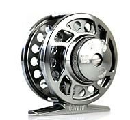 Yomores ® Sea Fishing Metal Foldable Reel Spinning Fishing Lure Sea Fishing Reel Fly Reels ALM60
