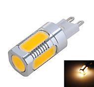 G9 - 7 Maïsvormige Lamp (Warm Wit