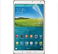 alto protector de pantalla transparente de 8,4 t700 película protectora tablet T705 T701 de Samsung galaxy tab s
