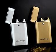 Hen Bang Pulse Arc Cigarette  USB Charging Cigar Lighter  (More Color)