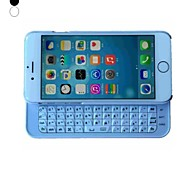 Sideslip Bluetooth 3.0 Keyboard with Case for iPhone 6(Assorted Color)