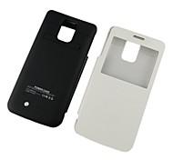 4800mah ultra mince boîtier de la batterie pour Samsung note 4