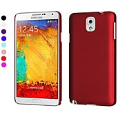 Pajiatu Hard Mobile Phone Back Cover Case Shell for Samsung Galaxy Note 3 N9000 (Assorted Colors)