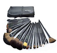 24 Makeup Brushes Set Nylon Face / Lip / Eye Others