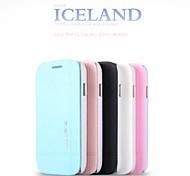 promotion six glace étuis en cuir série de cristaux de téléphone pour Samsung Note 2 N7100 (couleurs assorties)