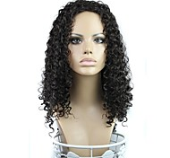 24 Inch Long Hair Curly 180 Degrees High Temperature Fiber Synthetic Wig