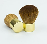 1PCS Gold Dusting Brush Face Makeup Nail Art Cosmetic Tool