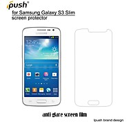 High Transparency Matte LCD Screen Protector for Samsung Galaxy S3 Slim/G3812