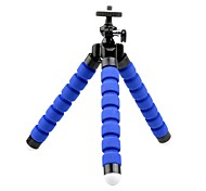 "Mini Lightweight Tripod ES100 with 1/4"" Screw Head for Digital Camera/ Mobile Phone"