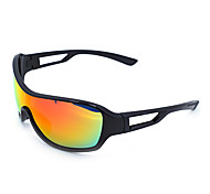 Cycling Anti-Fog PC Wrap Fashion Sports Glasses