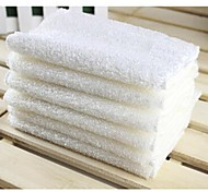 Bamboo Fiber Washing Cloth,Bamboo Fiber 15.5×18×0.5 CM(6.1×7.1×0.2 INCH)