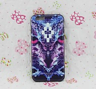 Marcel Burlon Animal Design Tpu Soft Case Back Cover for iPhone 6 4.7inch(Assorted Colors)