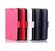 5.2 Inch Two Folding Pattern High Quality PU Wallet Leather Case for Sony Xperia Z3 (Assorted Colors)
