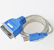 USB to IEEE1284 Parallel Cable ZE388A