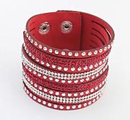 Women's Fashion Bracelet Leather