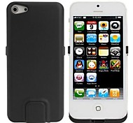 2800mAh External Backup Battery Charger Case for Iphone5 Assorted Color