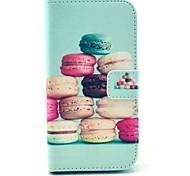 Hamburger Pattern Full Body Case for Samsung Galaxy S4 I9500