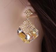 Women's Fashion Classic Crystal Earrings