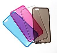 transparente TPU Tasche für iPhone 5/5 s