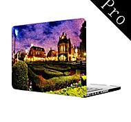"""o design colorido casa de corpo inteiro caixa de plástico protetora para MacBook Pro 13 """"/ 15"""" (não-retina)"""