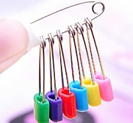 Candy Color Baby Safety Pin(2 PCS Random Color)