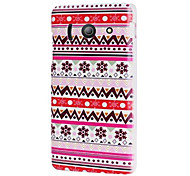 Snowflake Tribe Hard Plastic Cover Case for Huawei Ascend Y300