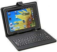 Sanshuai 7 Inch Universal Case with USB 2.0 QWERTY Keyboard