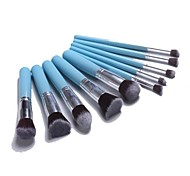 10 Makeup Brushes Set Nylon Face / Lip / Eye Others